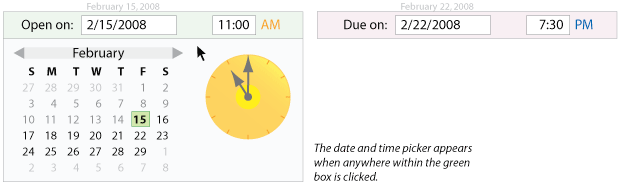 Heuristic UX Evaluation of Date Picker - Infusion v1 3 Documentation