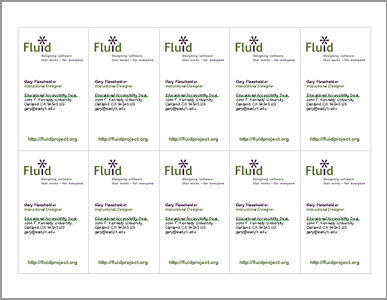 Fluid identity system 2011 fluid fluid project wiki business card template reheart
